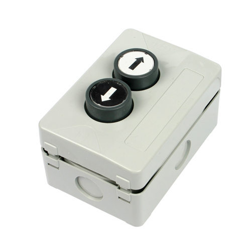 Geba push button box KDT 2/2V, UP - DOWN - Door button box