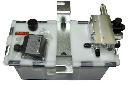 Hydrauliek aggregaat, 1 ventiel, 0,75KW