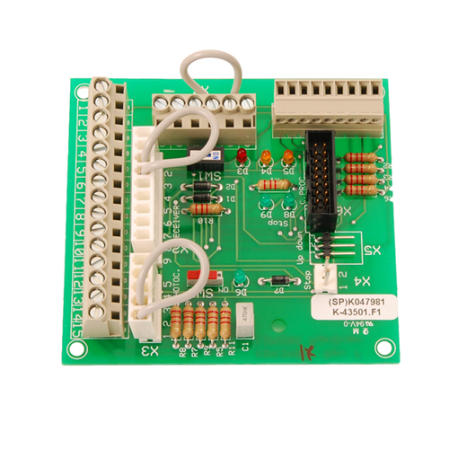 Crawford main circuit board ECS 940/950 - Crawford / Operators ... on