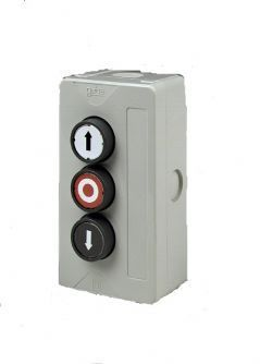 Door button box/Key switches