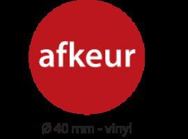 """Sticker AFKEUR"""""""