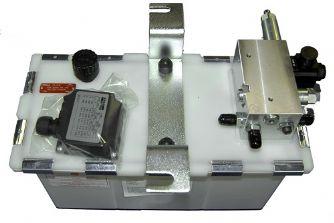 Hydraulikaggregat, 1 Ventil, 0,75KW