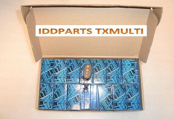 IDD TXMULTI transmitter - Box