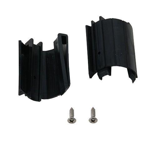 Slide cap bottom sealing set