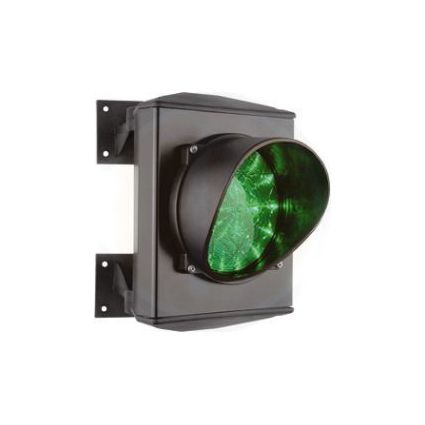 Traffic light GREEN, 24Vdc